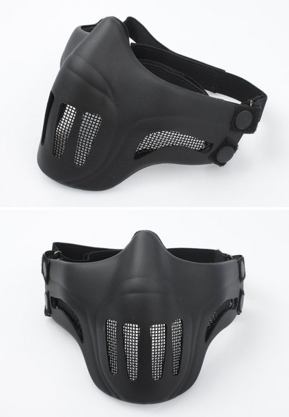 Ghost Recon Style Mesh Face Mask