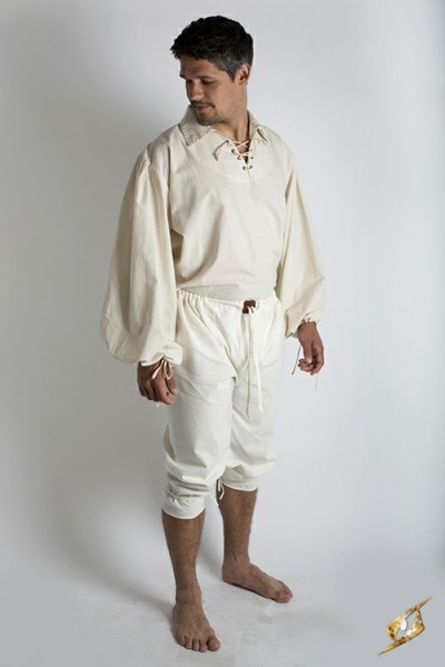 Braies (Medieval Boxer shorts) – White