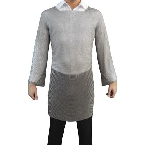 Long Sleeve Chainmail Tunic - RingMesh