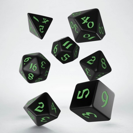 Q Workshop Classic Runic Dice