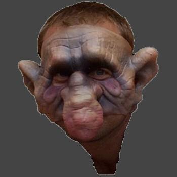 Troll Face Mask