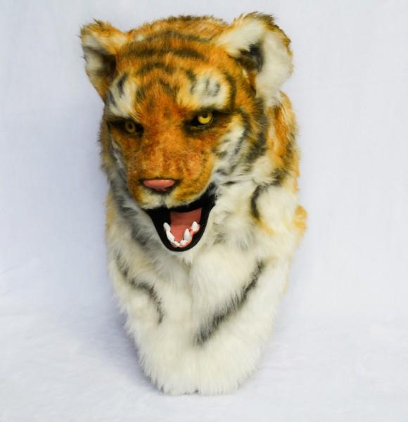 Motion Mask - Yellow Tiger