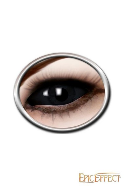 Black Eye Sclera Lenses