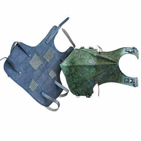 Orc Breastplate - Green