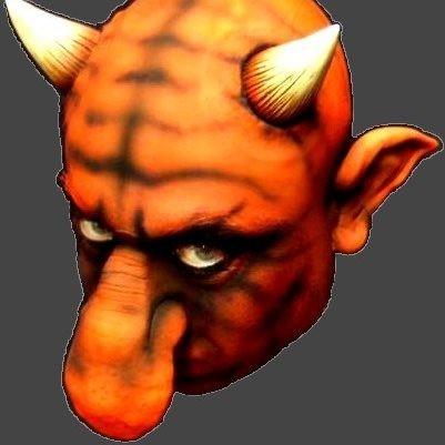 Homunculus Nose