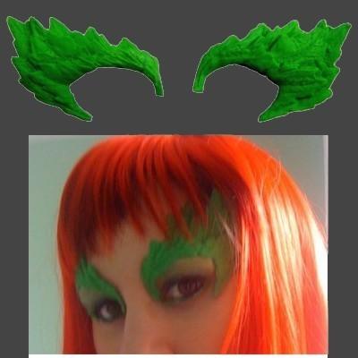 Ivy Leaf Eyebrow