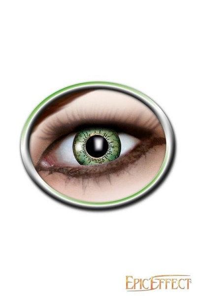 Forest Green Lenses (One Tone)