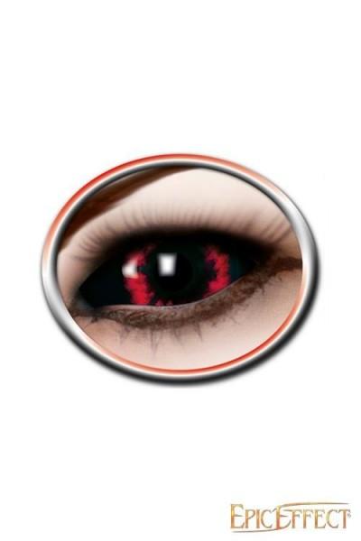 Red Demon Sclera Lenses