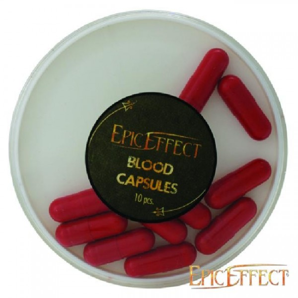 Epic Effects Blood Capsules