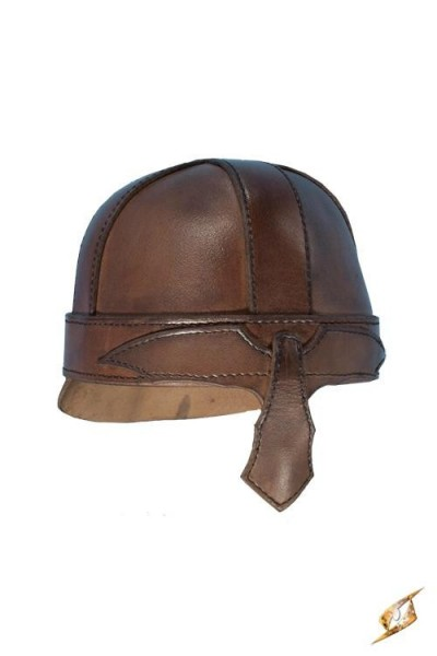 Large Warrior Helmet (Brown)