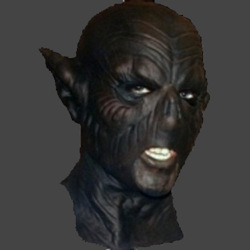 Dark Elf Balaclava