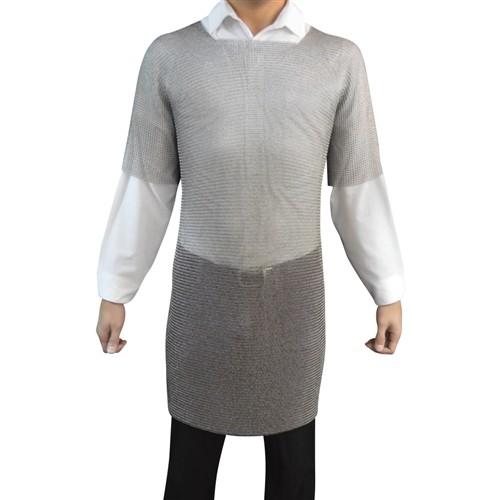Short Sleeve Chainmail Tunic - RingMesh