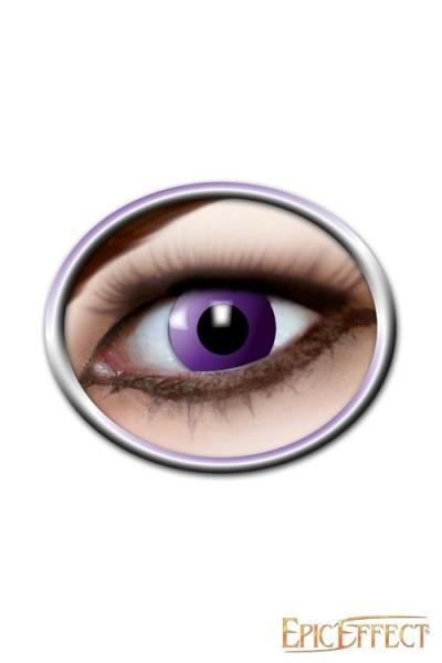 Purple Gothic Lenses