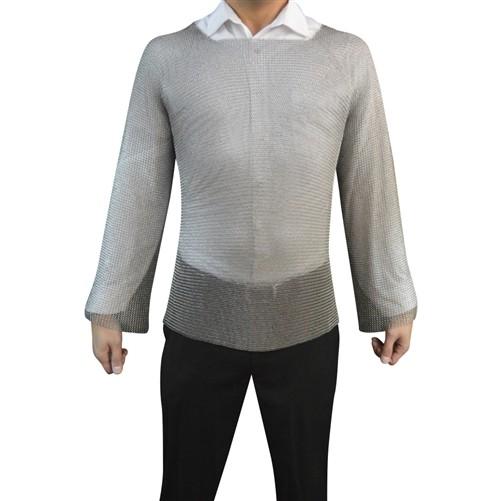 Long Sleeve Chainmail Shirt - RingMesh