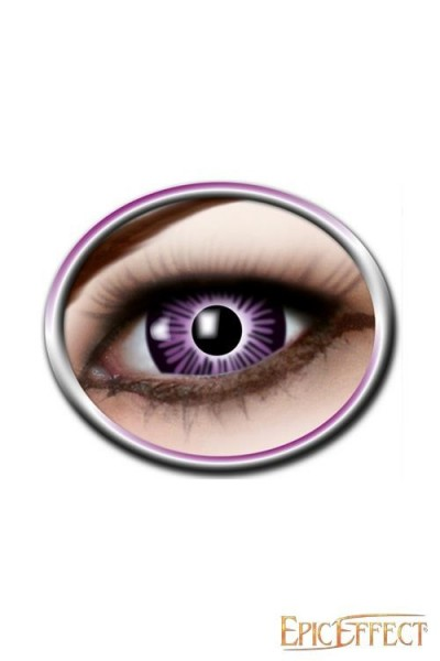 Purple Lenses (Big Eye)