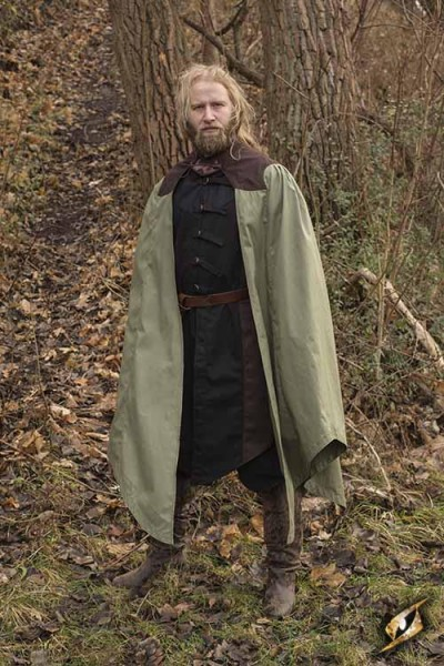 Edrahil Cape - Brown/Green