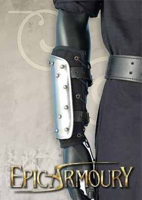 Gambeson Arms - Black - One Size