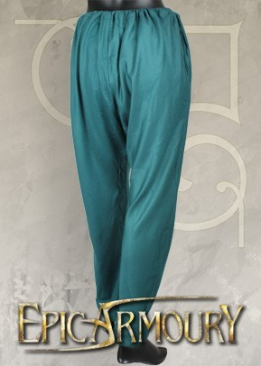 Salwar Pants - Petroleum