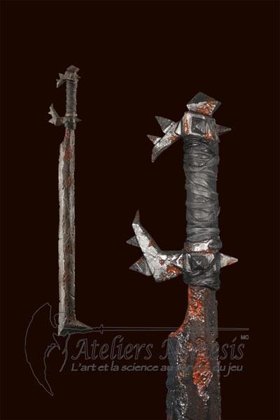 Orc Sword