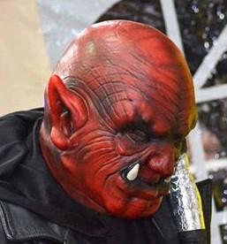Orc Balaclava Mask
