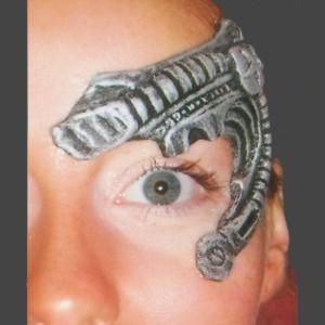 Cyborg Eyebrow