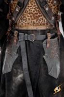 Raider Belt Shields