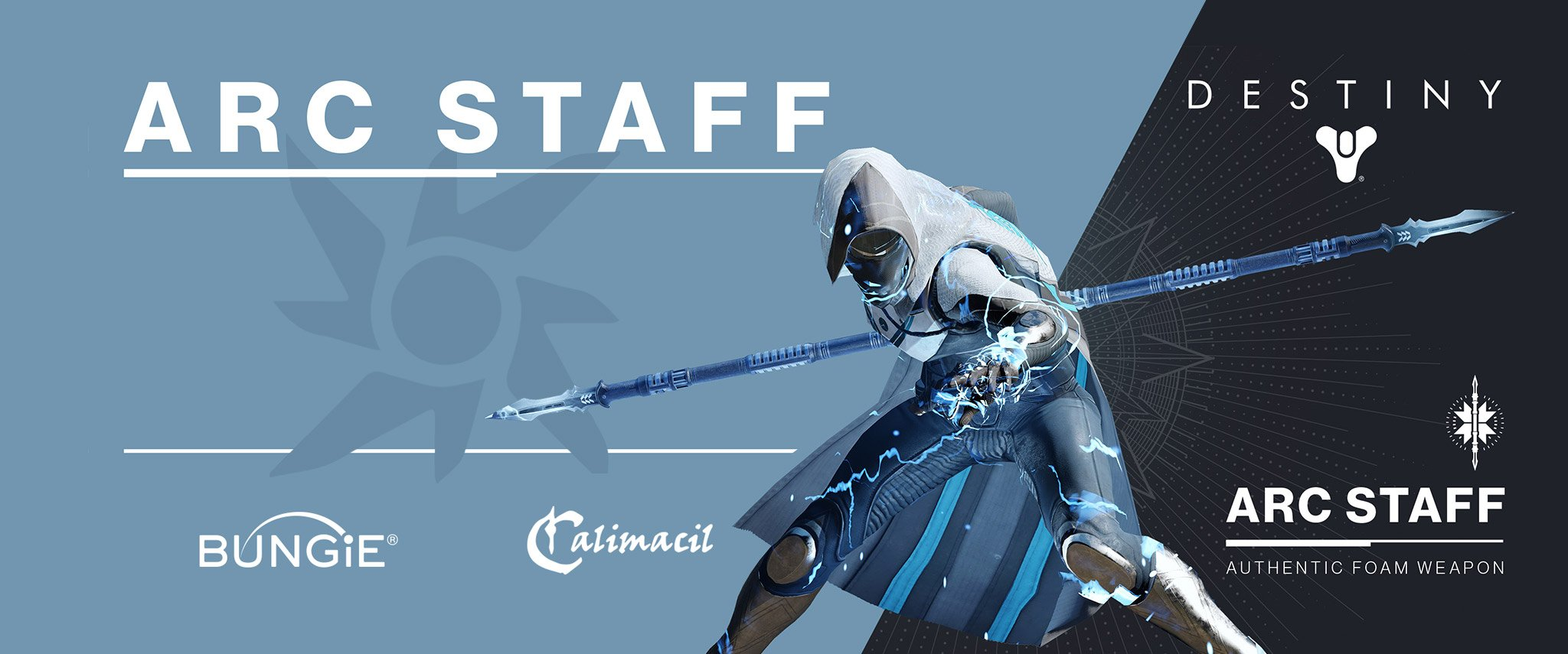 Destiny Arc Staff