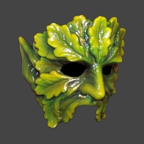 Dryad Face Mask